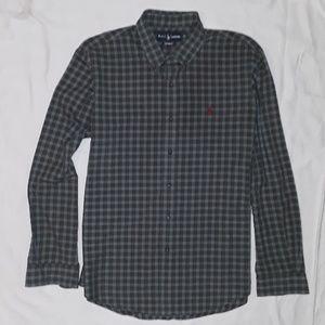 🐎 Polo LS Casual Button-Down